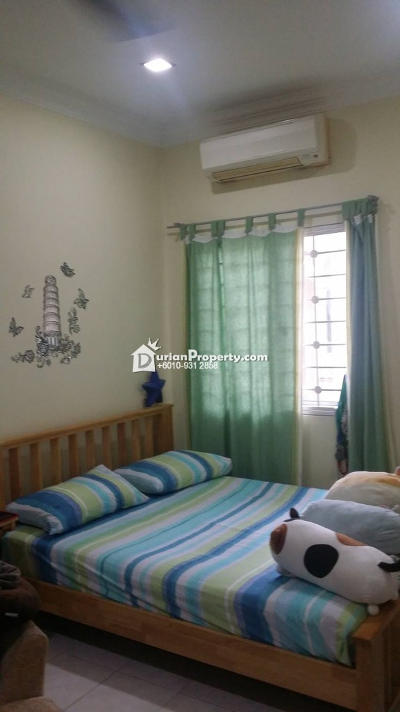 Terrace House For Sale at Desa Andaman, Kuala Lumpur