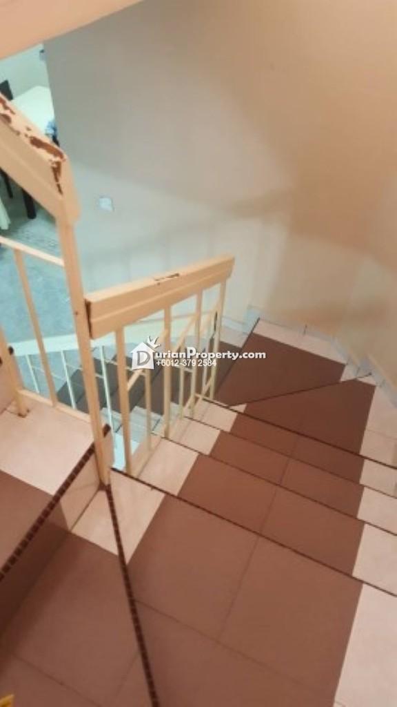 Terrace House For Sale at Taman Angsana Hilir, Desa Pandan