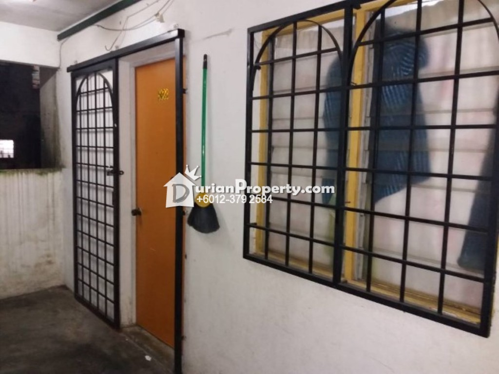 Apartment For Sale at Idaman Apartment, Damansara Damai