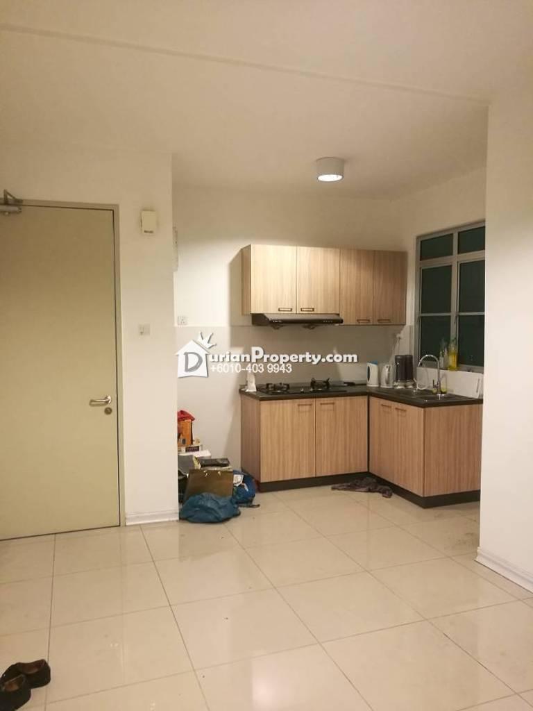 Condo For Sale at Kiara Residence, Bukit Jalil