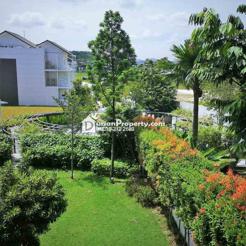 Semi D For Sale at Senja Private Lakeside Estate, Seri Kembangan