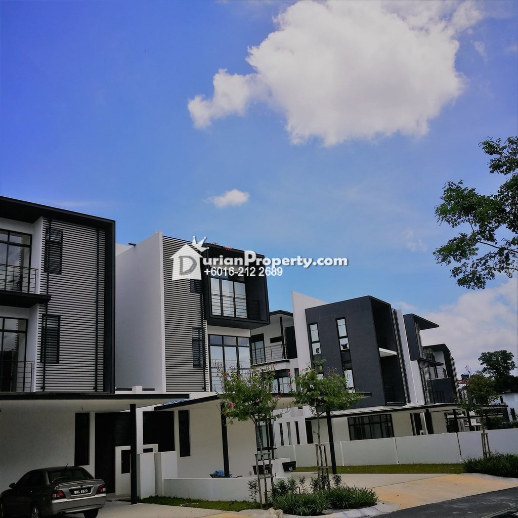 Semi D For Sale at Senja Private Lakeside Estate, Seri Kembangan