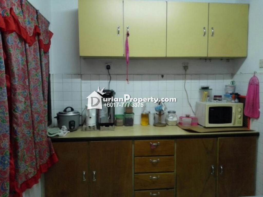 Apartment For Sale at Taman Melati, Setapak