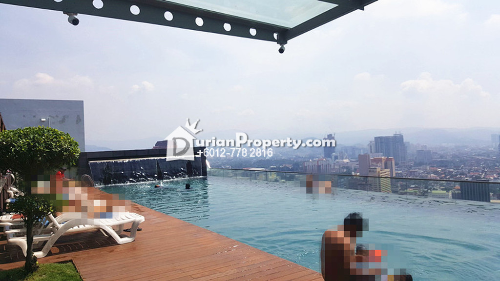 Serviced Residence Room for Rent at Regalia, Putra