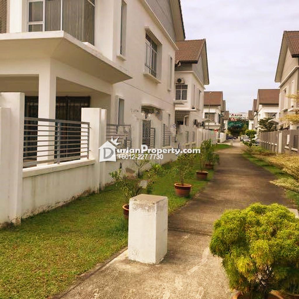 Terrace House For Sale at Damai Residences, Kota Kemuning