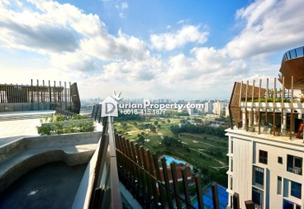 Serviced Residence For Sale at Twin Arkz, Bukit Jalil