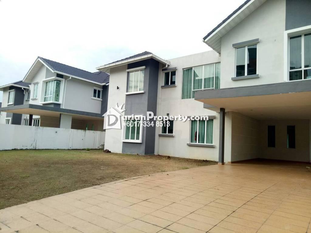 Bungalow house for sale at ukay seraya ukay for rm for Bungalow house for sale