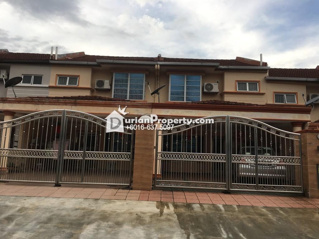 Terrace House For Sale at Taman Segar Perdana, Cheras South
