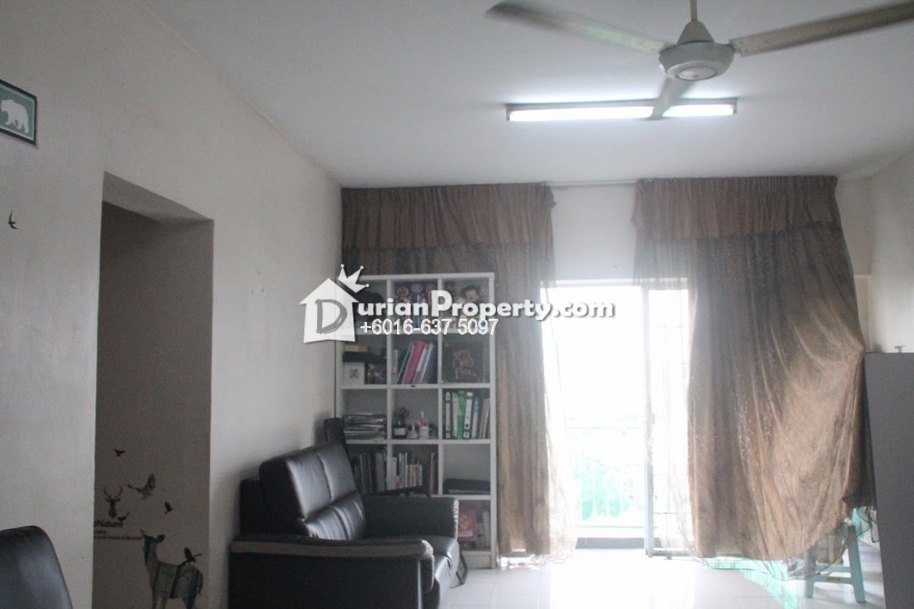 Condo For Sale at Seri Cendekia Apartment, Cheras