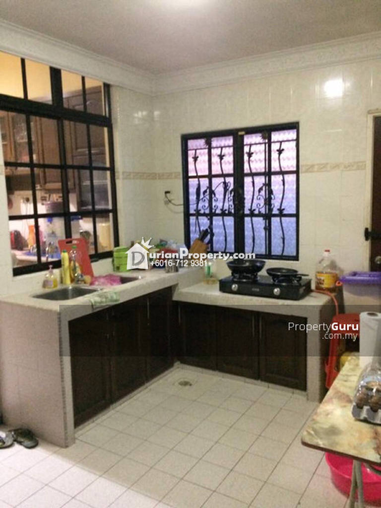 Terrace House For Sale at Taman Pelangi Indah, Ulu Tiram