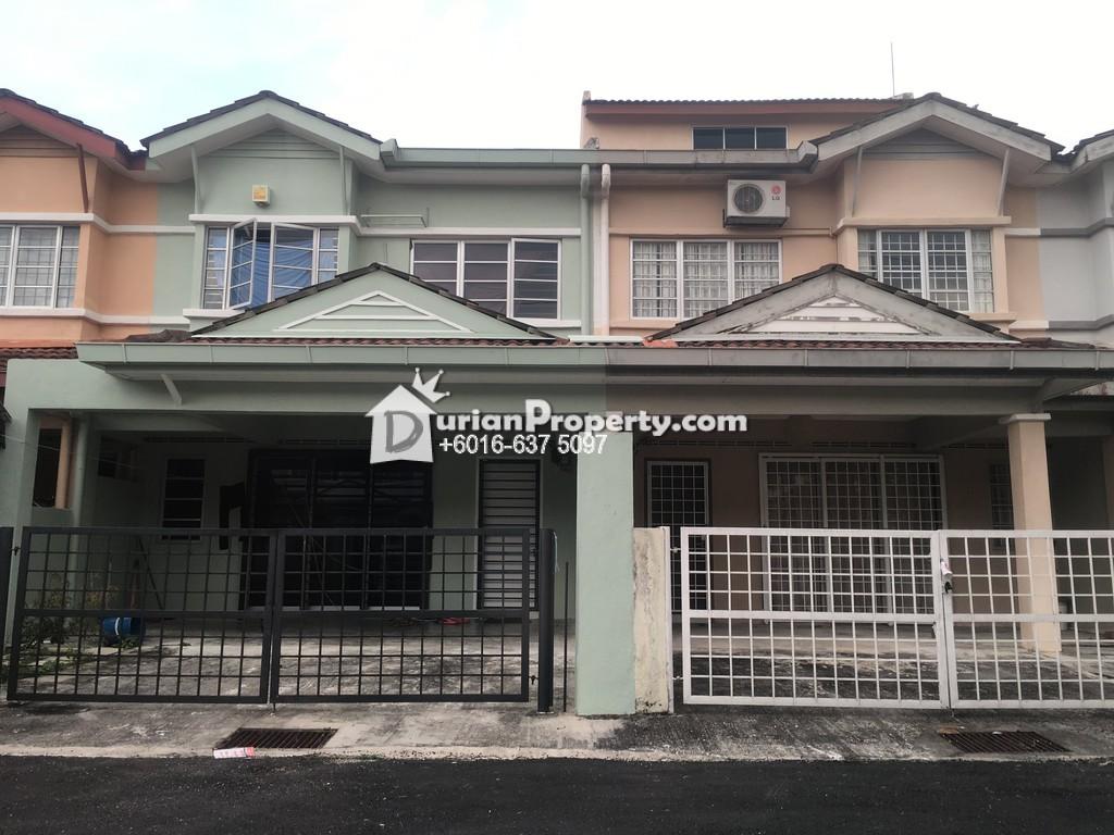 Terrace House For Sale at Prima Saujana, Kajang