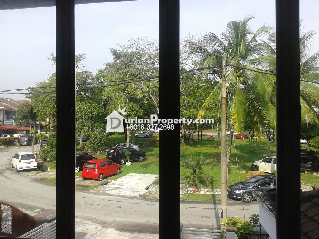 Terrace House For Rent at Section 18, Shah Alam