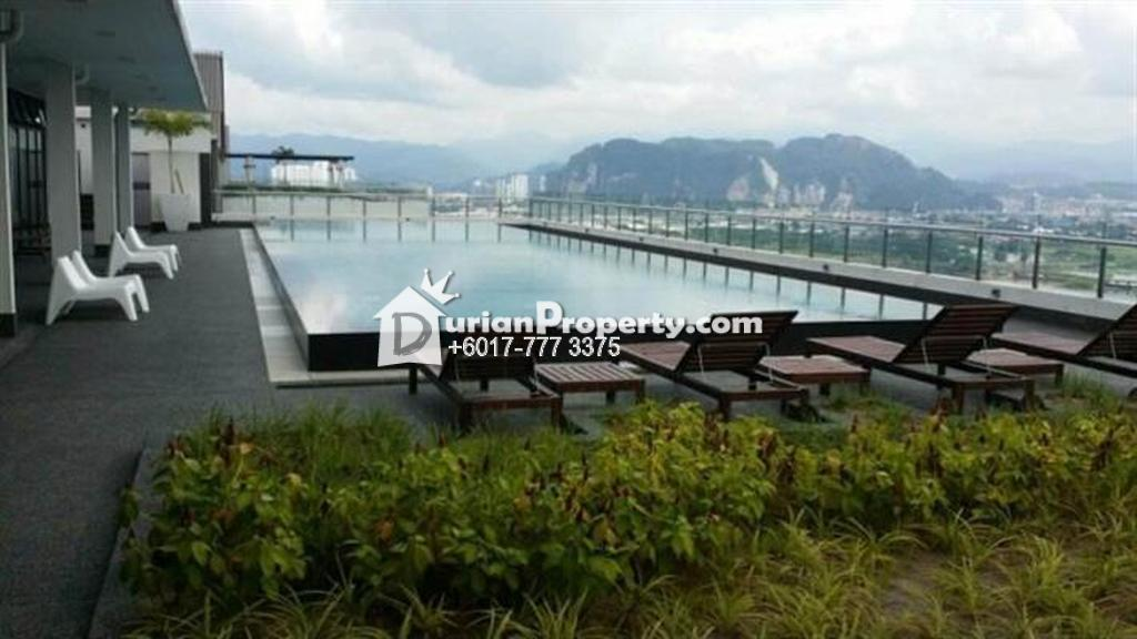 Serviced Residence For Rent at Kiara East, Jalan Ipoh