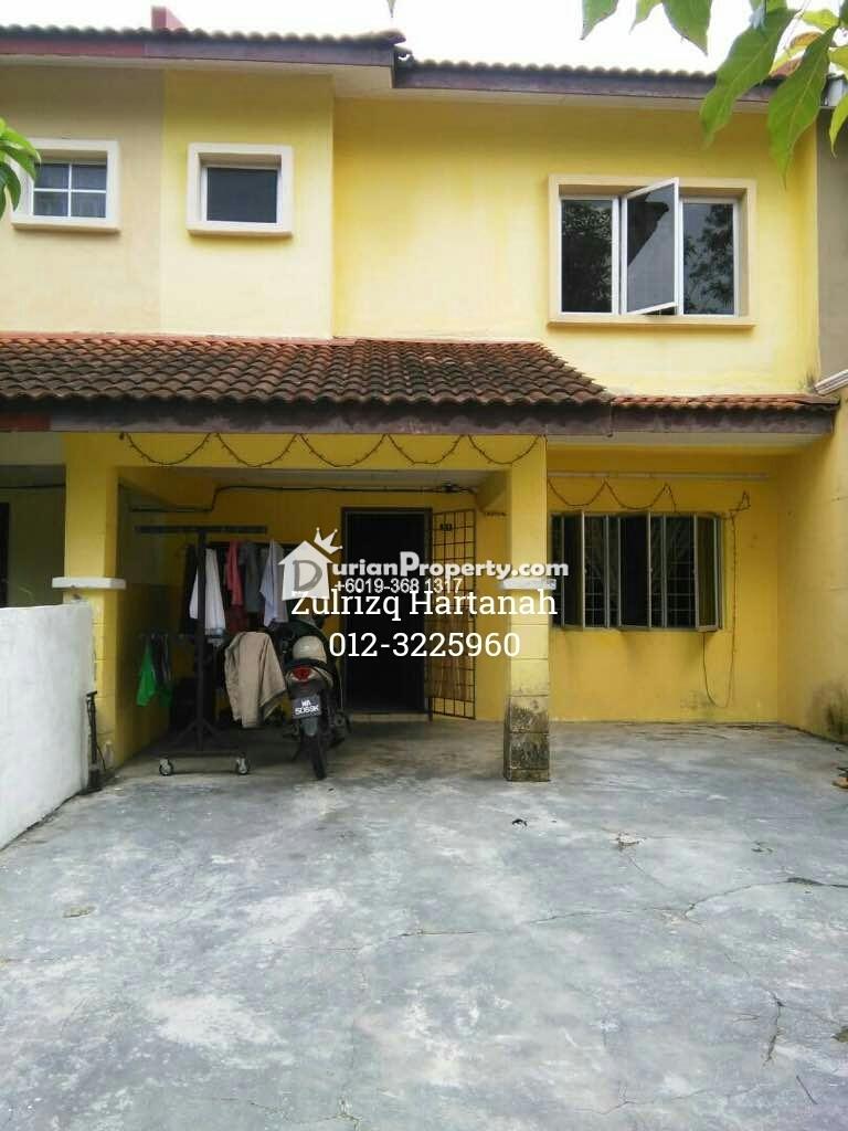 Terrace House For Sale at Bukit Sentosa, Rawang