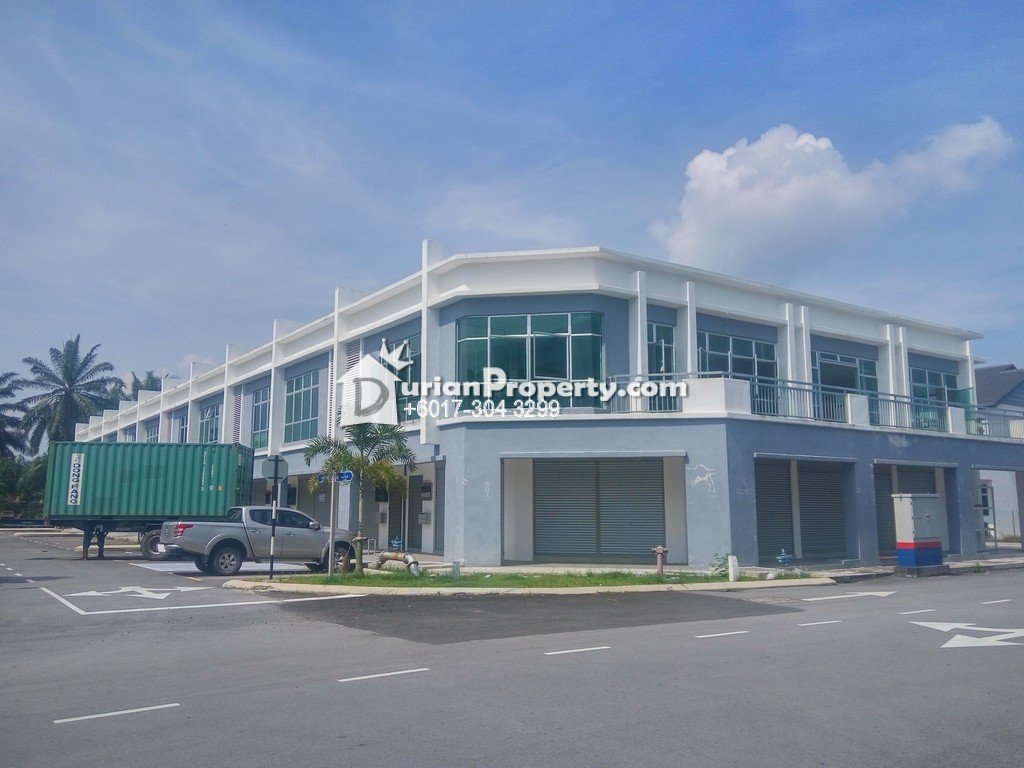 Shop Office For Sale at Taman Nilam, Banting