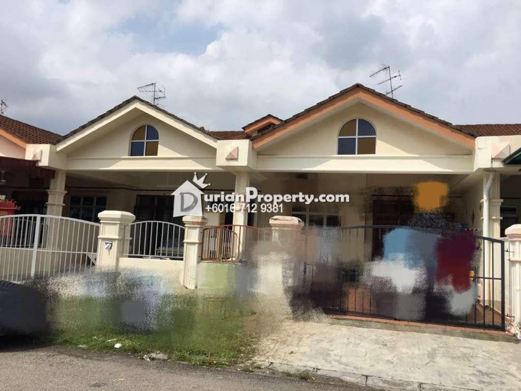 Terrace House For Rent at Taman Nusa Bestari 1, Nusajaya