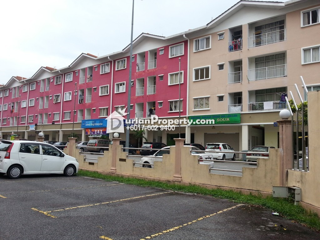 Apartment For Sale at Seri Bestari Apartments, Taman Bahtera