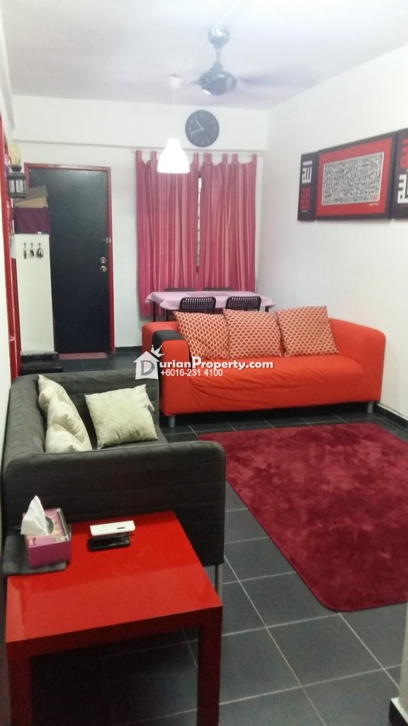 Apartment For Rent at Bandar Tasik Selatan, Cheras