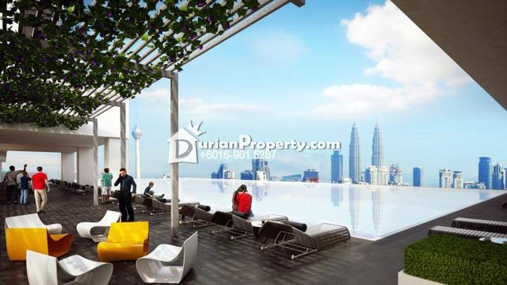 Condo For Rent at Shamelin Star, Cheras