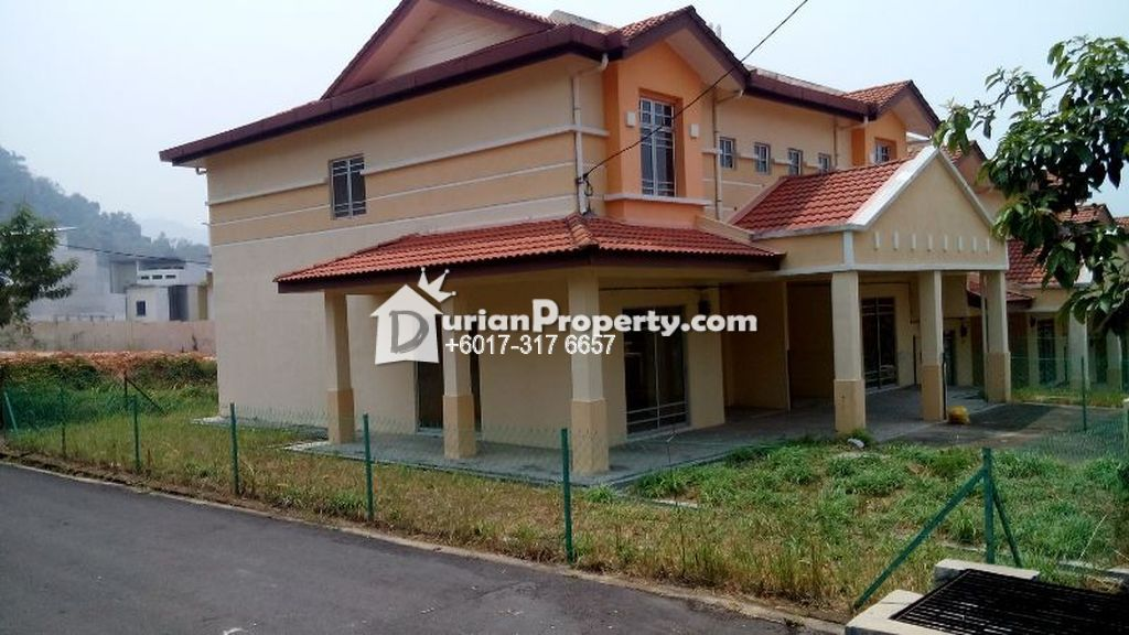 Terrace House For Sale at Taman Ukay Bistari, Ukay