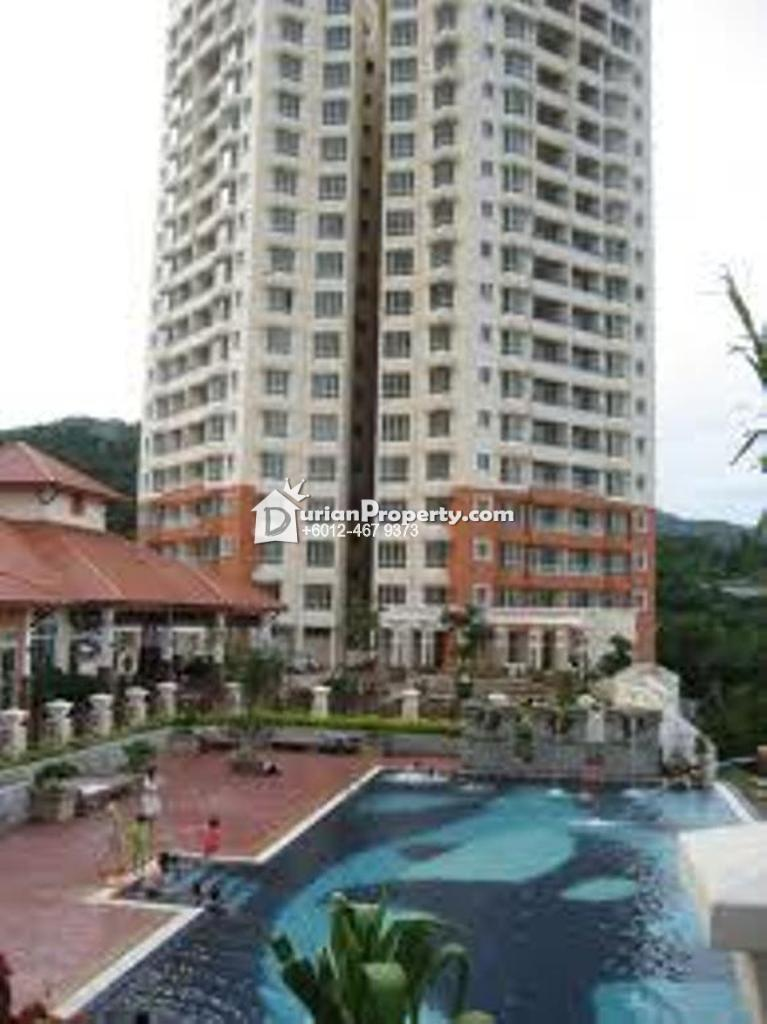 Condo For Rent at Regency Heights, Sungai Ara