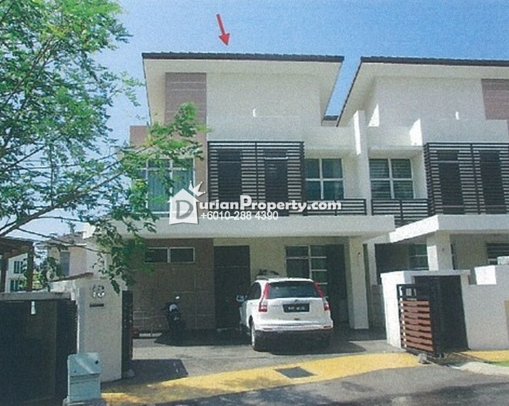 Semi D For Auction at Avenue 6, Bandar Tun Hussein Onn