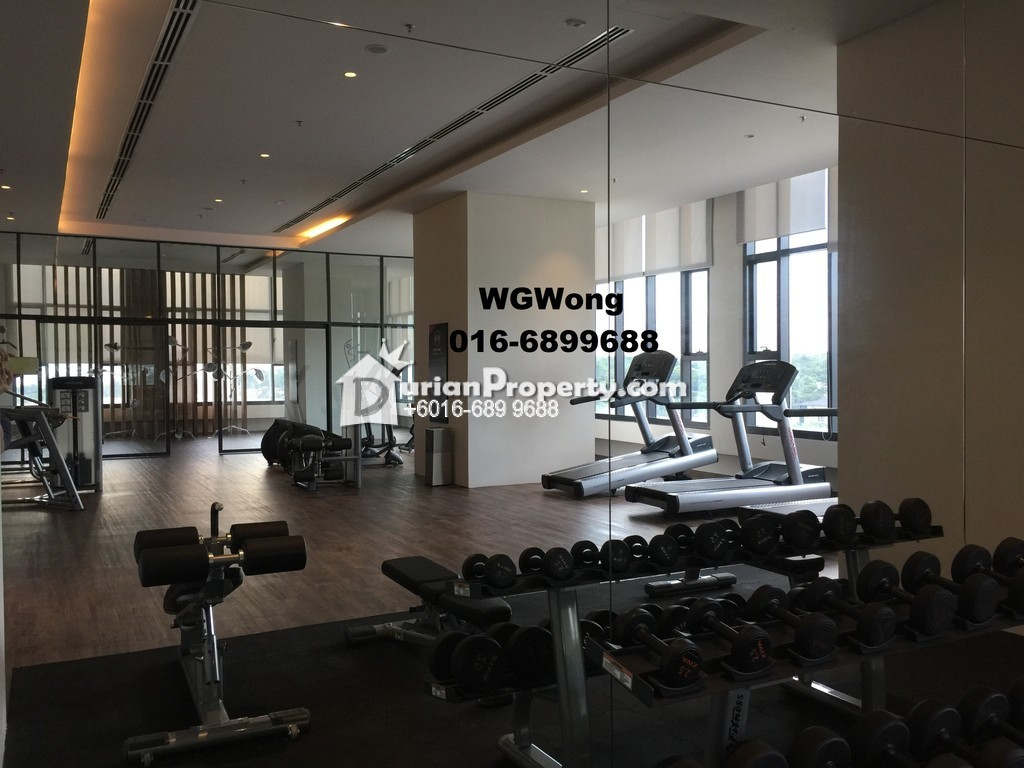 Serviced Residence For Rent at BayBerry Serviced Residence, Petaling Jaya