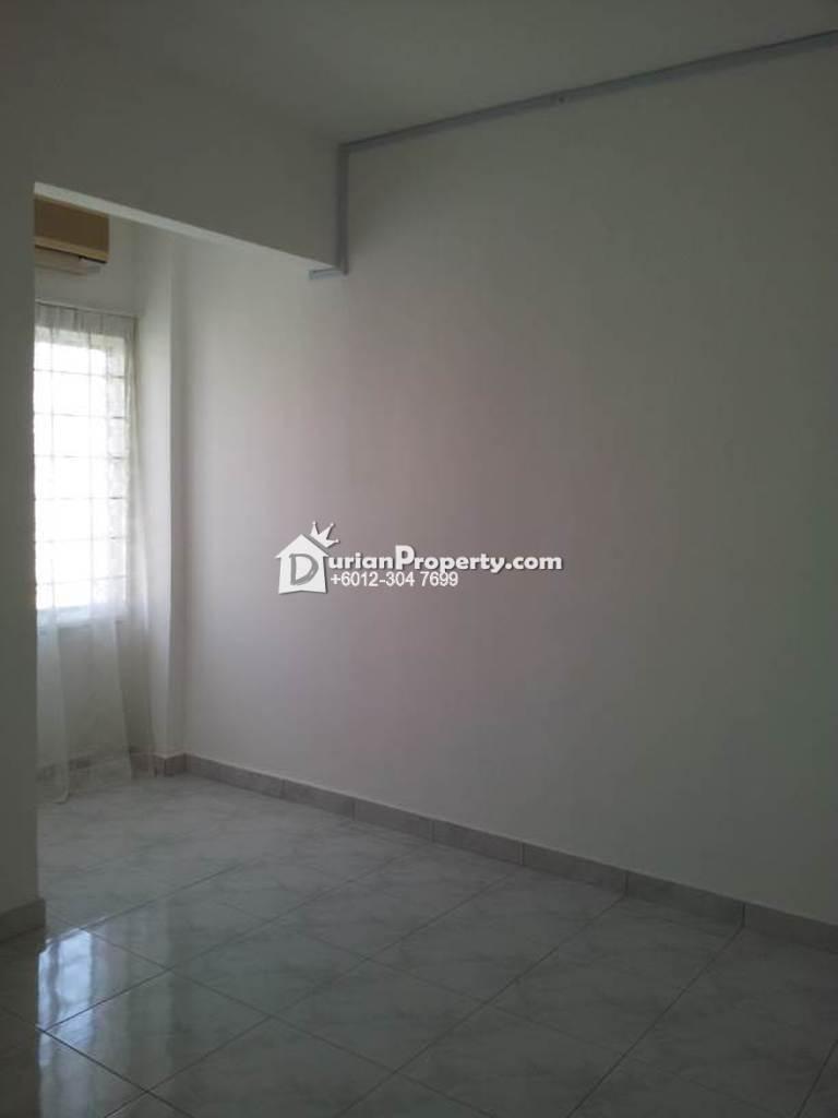 Apartment For Rent at Teratai Mewah Apartment, Setapak