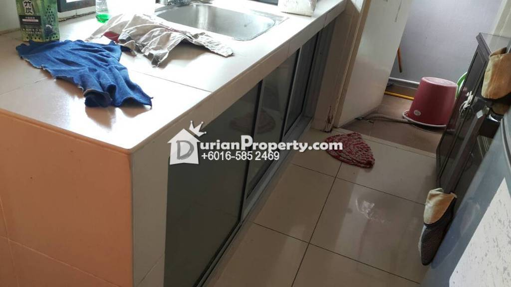 Apartment For Rent at Cyber City Apartment 1, Sabah