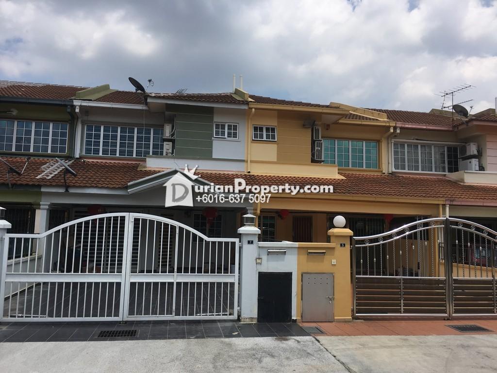 Terrace House For Sale at Taman Taming Emas, Kajang