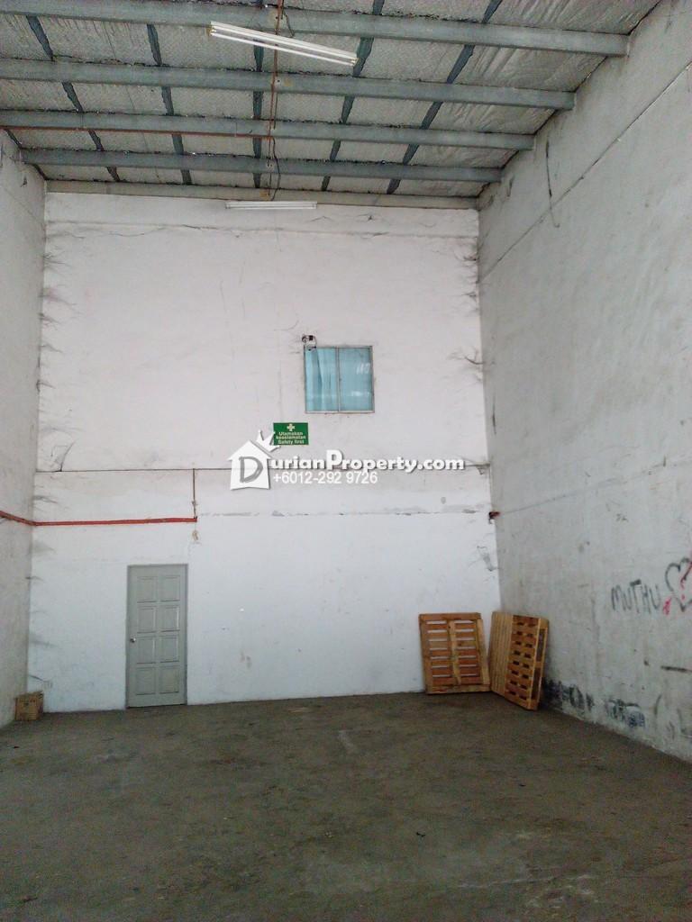 Terrace Factory For Sale at Kota Kemuning, Shah Alam