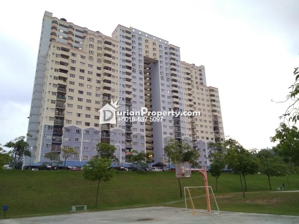 Apartment For Rent at Taman Desaminium, Bandar Putra Permai