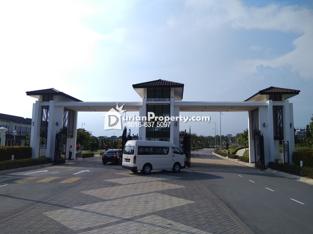 Semi D For Rent at Eco Majestic, Semenyih