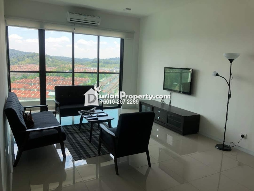 Serviced Residence For Rent at Paragon 3, Bandar Putra Permai