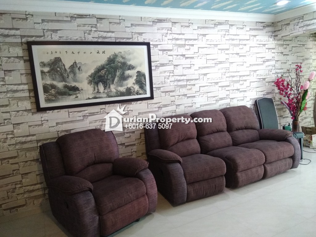 Terrace House For Sale at Taman Damai Impian 2, Bandar Damai Perdana