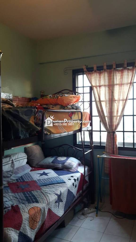 Condo For Sale at Idaman Sutera, Setapak