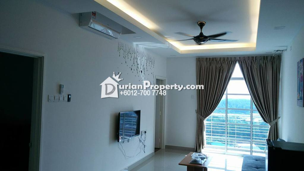 Apartment For Sale at Nusa Heights, Nusajaya
