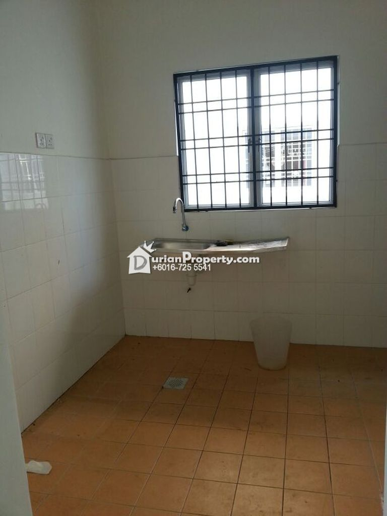 Apartment For Sale at Ria Apartment @ Sri Ehsan, Kepong