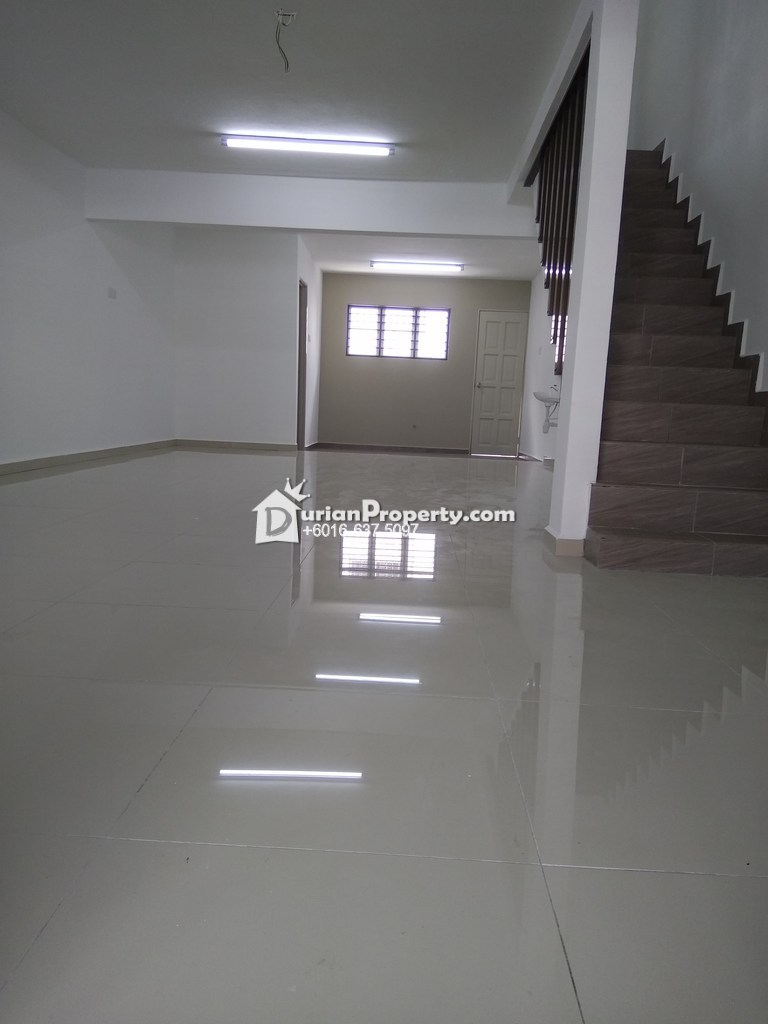 Terrace House For Sale at Taman Kajang Baru, Kajang