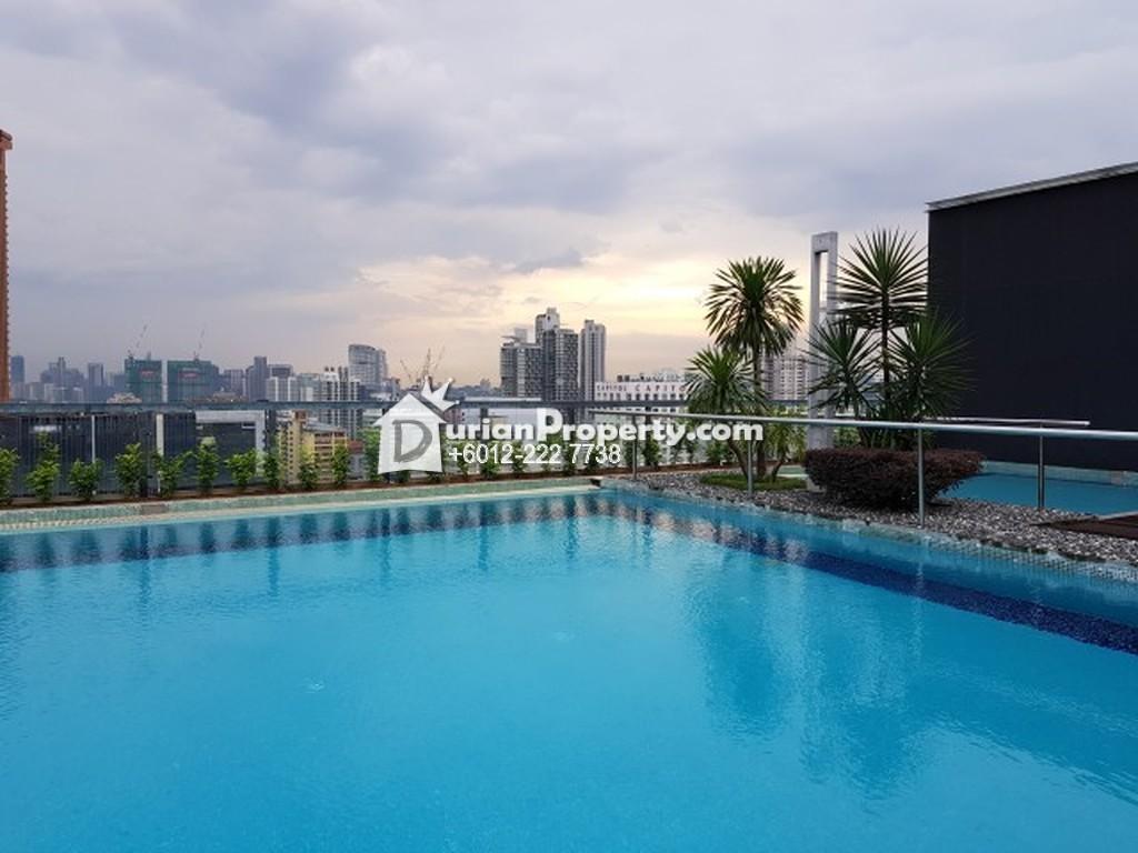 Condo For Rent at Bintang Fairlane Residences, Bukit Bintang
