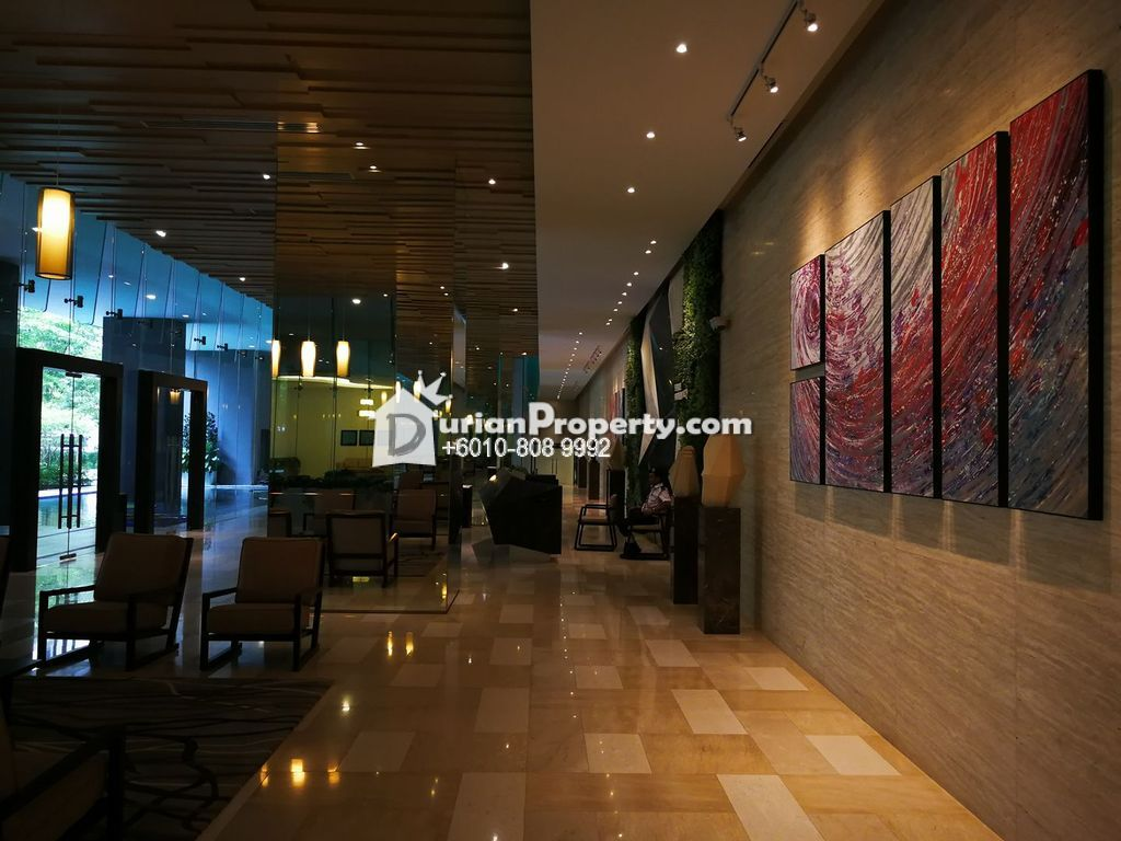 Serviced Residence For Sale at M City, Ampang