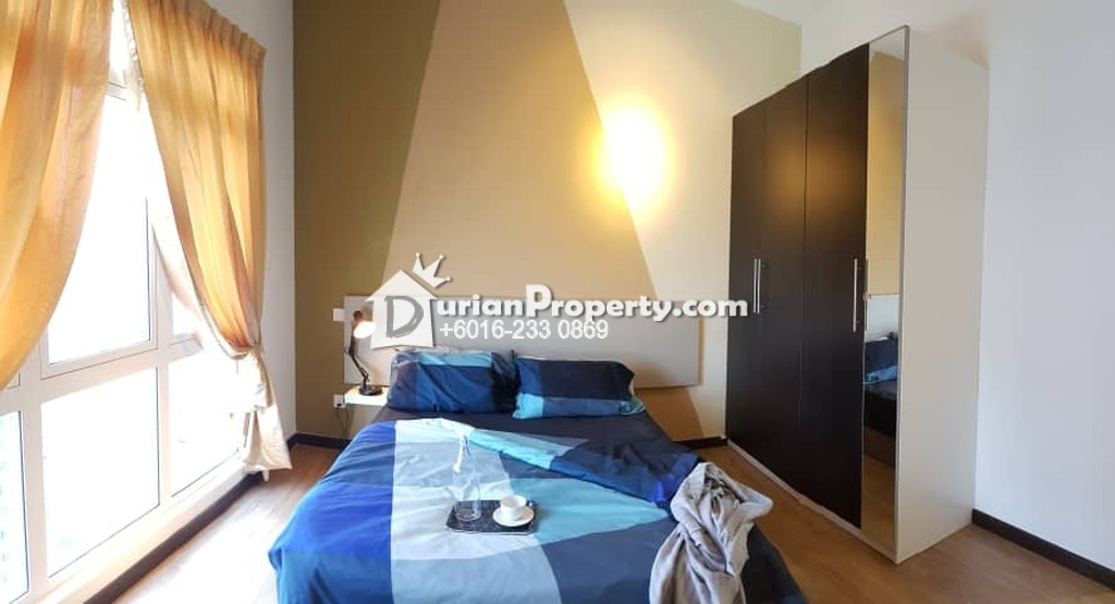 Condo For Rent at EcoSky, Taman Wahyu