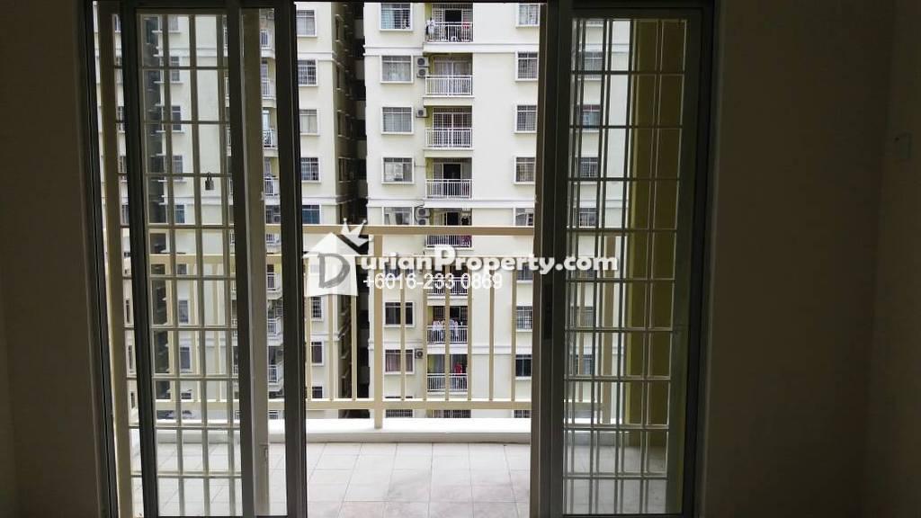 Condo For Rent at Platinum Hill PV5, Setapak