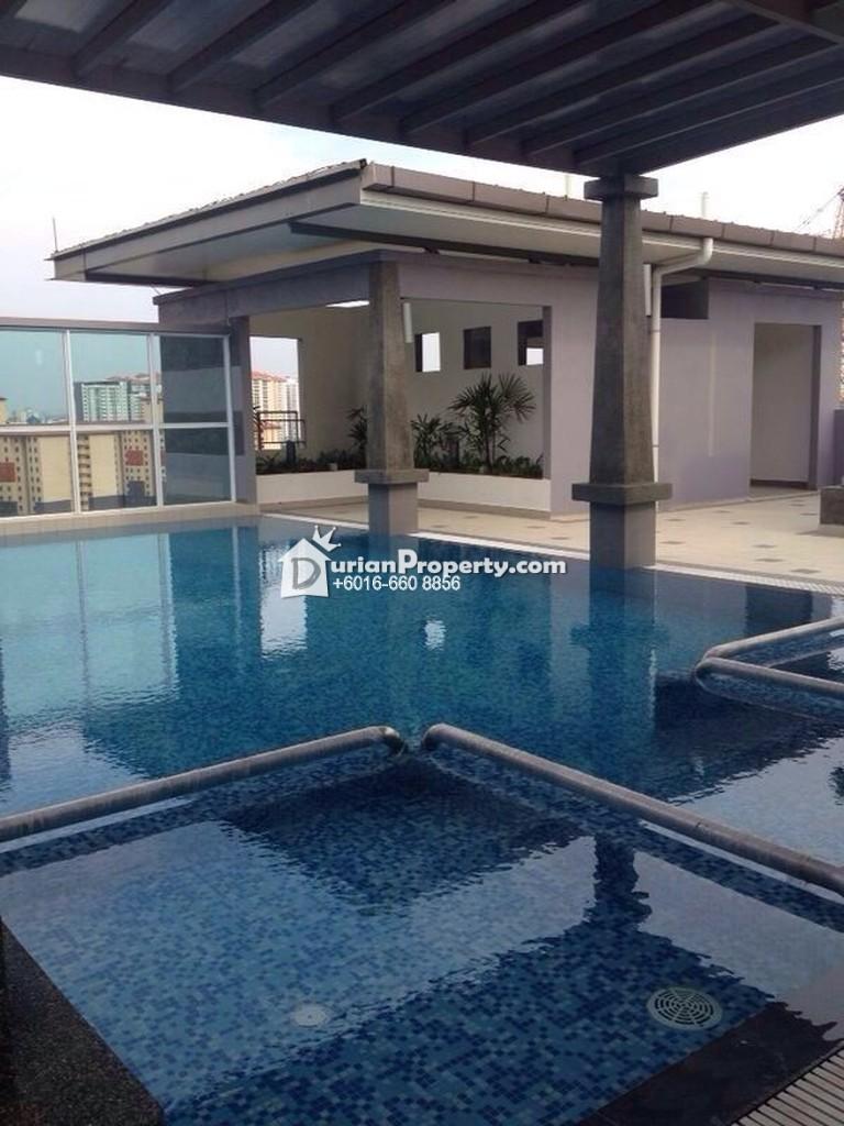 Condo For Rent at Pacific Place, Ara Damansara