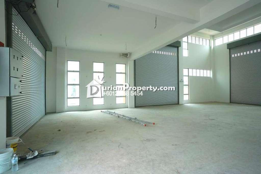 Semi-D Factory For Sale at Taman Putra Perdana, Puchong