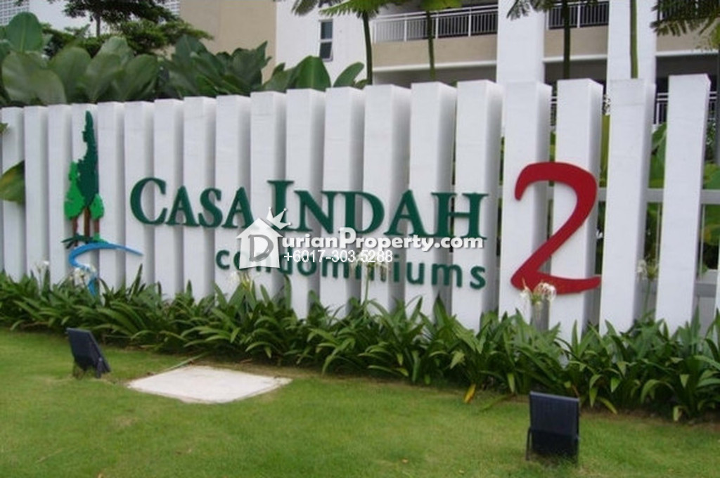 Condo For Sale at Casa Indah 2, Tropicana