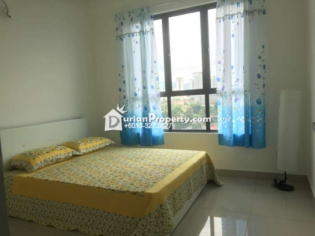 Serviced Residence For Sale at Pangsapuri Amaniah, Batu Caves