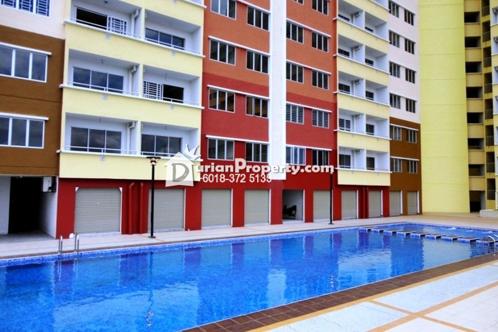 Apartment For Sale at Alam Prima, Shah Alam
