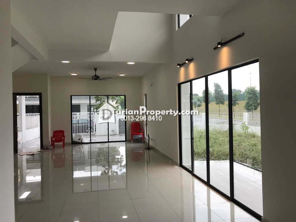 Terrace House For Sale at Bandar Bukit Mahkota, Kajang