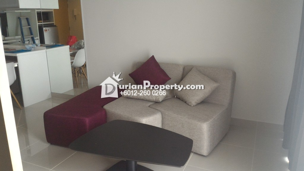 Condo For Rent at Kiara East, Jalan Ipoh